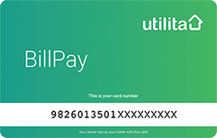 Billpay card